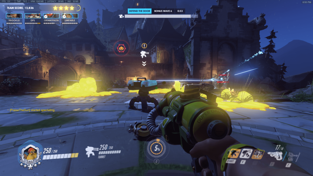 Torb in junkenstein