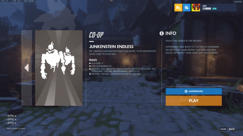junkenstein endless