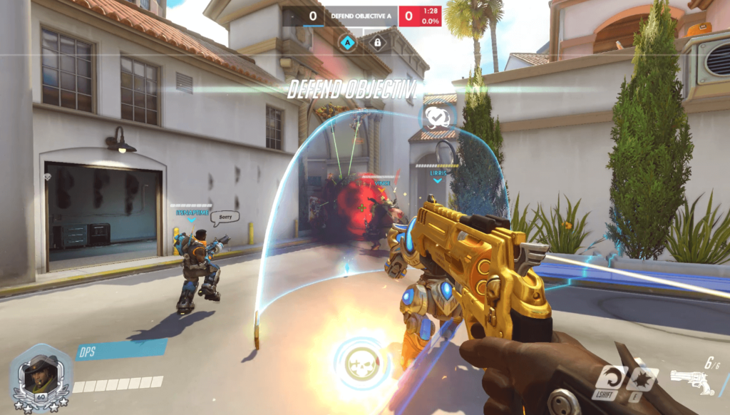 mccree positioning