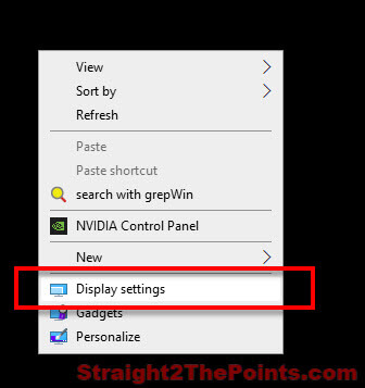 Configure display settings in Windows 10 to close laptop but still use external monitor